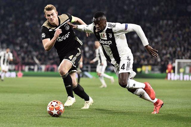 UEFAChampions League - Juventus vs Ajax