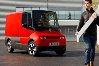 Renault presenta el EZ-Flex, un eléctrico conectado y compacto para el reparto de último kilómetro
