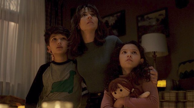 "Linda Cardellini protagoniza La Llorona: ""Cuando era niña, todo me daba miedo"""