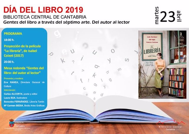 Cultura organiza mesas redondas, cuentacuentos, talleres y conferencias por el Día del Libro