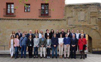 El PP presenta una renovada lista para Logroño con Celia Sanz, Ruiz Lasanta, Patricia Lapeña y Ahedo en primeros puestos