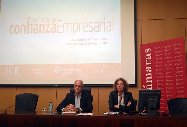 La confianza empresarial en Canarias cae un 1,6%, el segundo mayor descenso del país