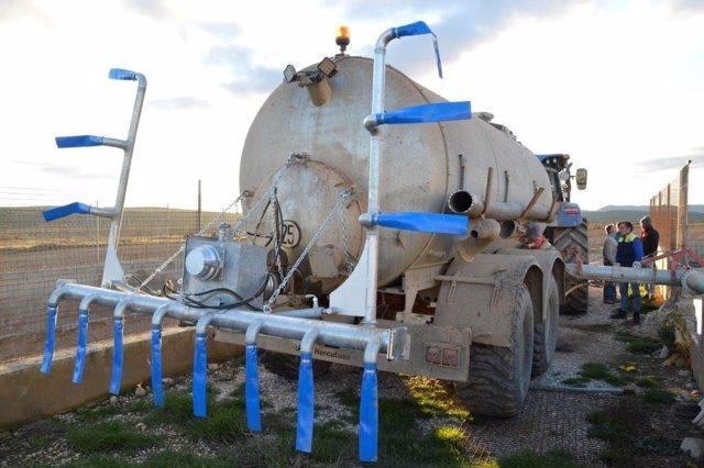 COMUNICADO: Plan Renove de Maquinaria Agrícola 2019, una oportunidad para agricultores con cisternas de purín