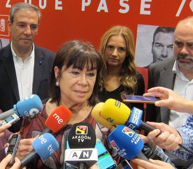 28A.- El PSOE Quiere Que El Agua Se Incluya En La Constitución Como Un Derecho Y Servicio De Interés General