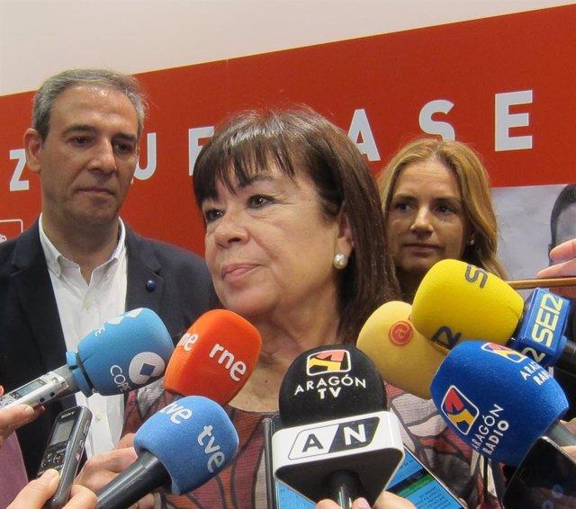 28A.- Narbona No Tiene Conocimiento De Ninguna Denuncia Respecto A Su Gestión Como Ministra De Medio Ambiente
