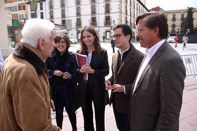 """28A.- Andrea Levy Aboga Por Un """"Gran Acuerdo Nacional"""" Para Hacer Atractiva La Provincia De Soria"""