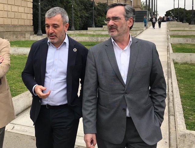 28A.- Els socialistes defensen traslladar el Senat a Barcelona malgrat no recollir-ho el programa