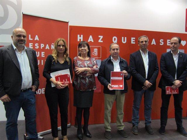 """28A.- Narbona (PSOE) Sostiene Que Solo Si Se Logra La """"Justicia Fiscal"""" Podrá Haber """"Mayor Justicia Social"""""""