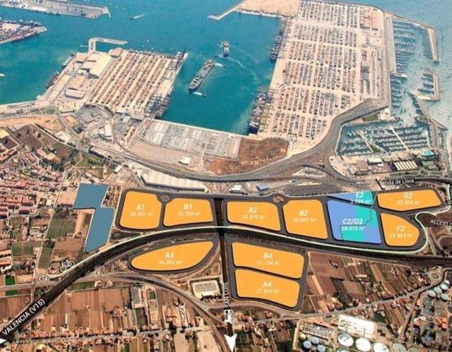 Gobierno autoriza el convenio para el desarrollo de la terminal intermodal y logística de València-Font de Sant Lluís
