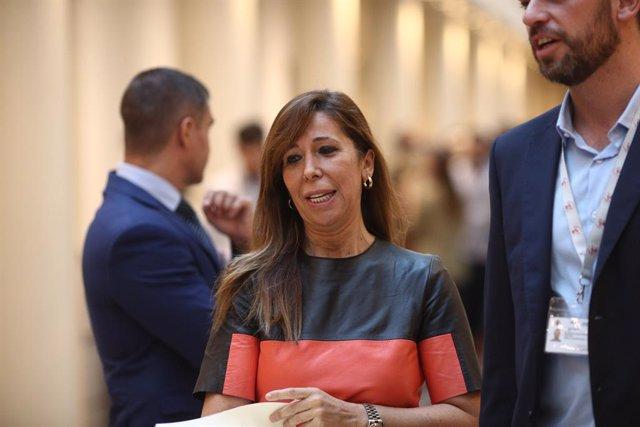 26M.- Alicia Sánchez-Camacho anir en la llista de Díaz Ayuso (PP) a l'Assemblea de Madrid