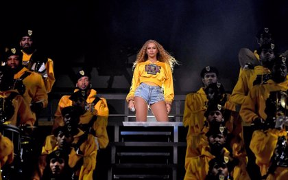 Beyoncé publica disco en directo de Homecoming, su flamante película de Netflix