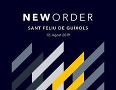 New Order se suma al 57è Festival de la Porta Ferrada el 12 d'agost (THE PROJECT)