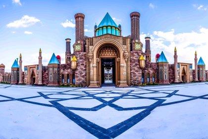 Wonderland Eurasia: el parque temático más grande de Asia y Europa