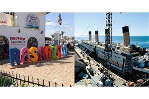 La imborrable huella que dejó Titanic en Rosarito (México) y su relación con Meghan Markle