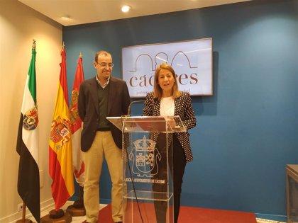 Rafael Mateos será finalmente el candidato del PP a Cáceres tras caer Elena Nevado como cabeza de lista