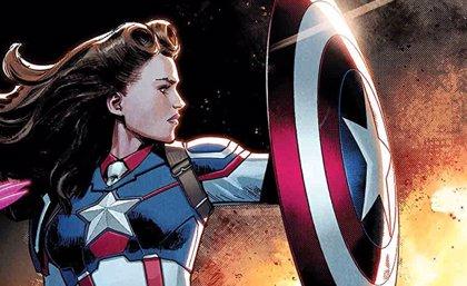 Peggy Carter será Capitán América en What If...?, la serie de animación de Marvel para Disney+