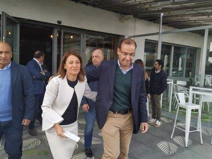 """Elena Nevado asegura que se """"sacrifica"""" como candidata en Cáceres para que """"nadie vete al PP"""""""