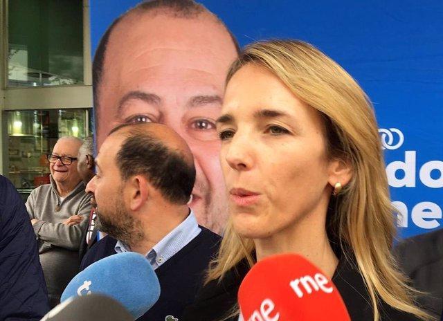 """28A.- Álvarez De Toledo Sobre Indultar Als Presos: """"Sánchez Cerca El seu Propi Indult"""""""