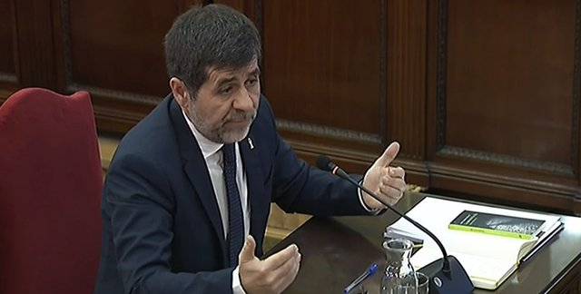 AMP.- 28A.- Jordi Snchez demana als candidats sumar-se en el debat que vol fer a Soto del Real
