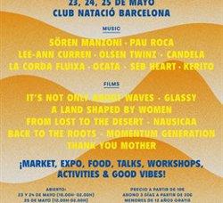 El Barcelona Surf Film Festival commemora l'estil de vida del surfista en una nova edició (BARCELONA SURF FILM FESTIVAL - Archivo)