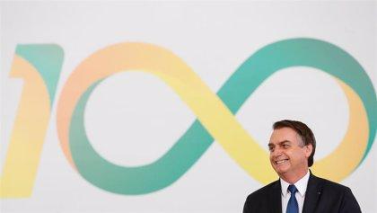 """Bolsonaro asegura que su intención es explotar """"de manera razonable"""" la Amazonía"""
