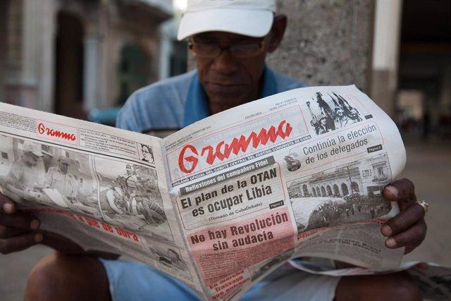 Liberado el corresponsal de 'ABC' en La Habana, Jorge Enrique Rodríguez, tras un día detenido en Cuba