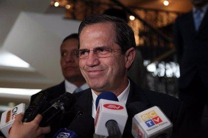 """El exministro de Exteriores de Ecuador denuncia una persecución en su contra y acusa a la Justicia de estar """"politizada"""""""