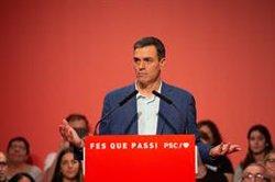 Sánchez reconsidera el seu posicionament i participarà en el debat d'Atresmedia dimarts vinent (David Zorrakino - Europa Press)