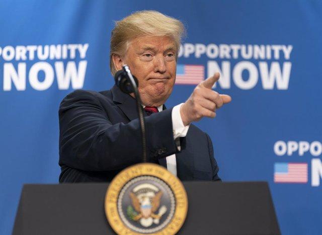Japón/EEUU.- Japón invita a Trump a visitar el país entre los días 25 y 28 de mayo