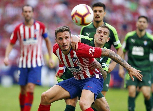 JUEVES Fútbol/Liga Santander.- Previa del Eibar - Atlético de Madrid