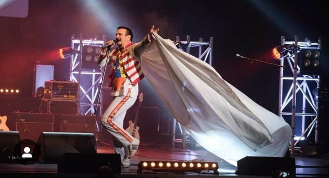 Córdoba.- La Sala M100 acoge el día 26 un tributo a Queen con un 'show' inédito en el mundo