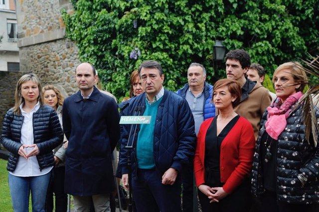 """28A.-Esteban (PNV) Cree """"Vengonzosa"""" La """"Zapatiesta"""" De Los Debates Electorales Y Que En Ellos """"Se Denostará A Euskadi"""""""