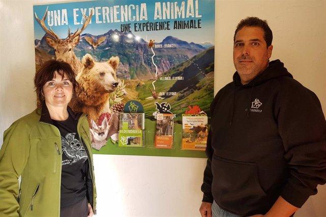 """""""Una Experiencia Animal"""" Une A La Cueva De Las Güixas De Villanúa, La Ciudadela De Jaca Y El Parc D'ours De Borce"""