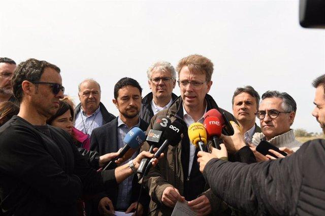 28A.- Jxcat Demana A Junqueras No Pivotar Tota La Campanya A Evitar Un Govern D'Extrema Dreta