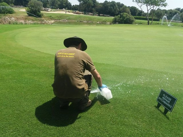 El Govern multa amb més de 440.000 euros a tres camps de golf de Mallorca per infraccions d'ús de l'aigua