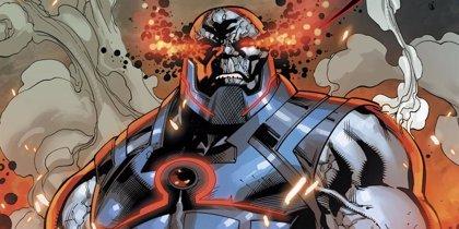 Zack Snyder desvela quién iba interpretar a Darkseid en Liga de la Justicia