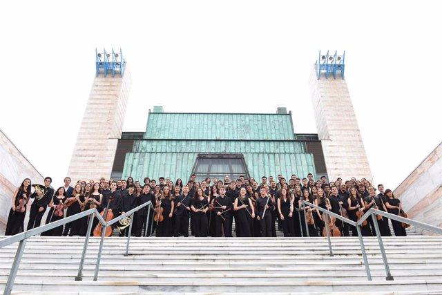 La Joven Orquesta Sinfónica de Cantabria (JOSCAN)