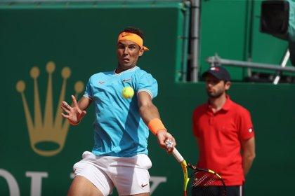 Nadal se rehace ante el argentino Pella y accede a las semifinales de Montecarlo