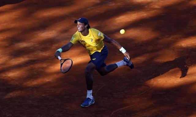Tenis.- El brasileño Joao Souza, suspendido en medio de investigaciones por corrupción