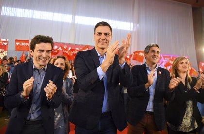 Sánchez da por hecho que el PSOE conseguirá tres diputados en Cantabria