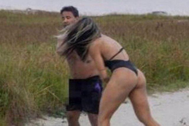 La tremenda paliza de la luchadora brasileña Joice Vieira a un sujeto que la acosa en una sesión de fotos