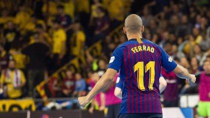 El líder Barça cierra con victoria la liga regular