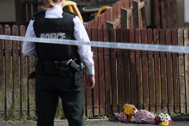 Terrorist incident in Northern Ireland