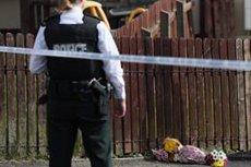 La policia arresta dos homes relacionats amb l'assassinat de la periodista Lyra McKee (Brian Lawless/PA Wire/dpa)