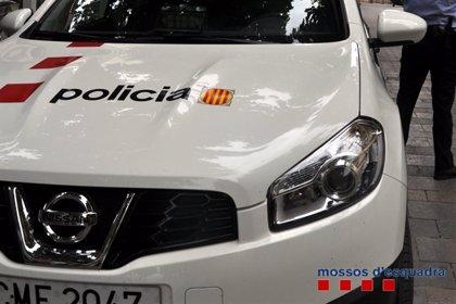 Un policía nacional, detenido como presunto autor del asesinato de su pareja en Olot (Girona)