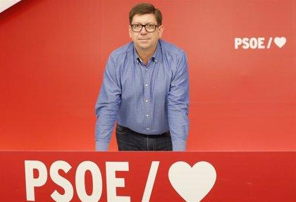 """Salazar (PSOE) augura gran movilización que posibilitará Gobierno en solitario y denuncia el """"barro"""" de la derecha"""