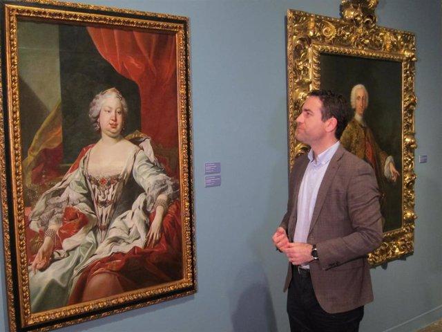 """28A.- García (PP): """"Como En La Época Del Conde De Floridablanca, Los Murcianos Podemos Guiar Ahora El Destino De España"""""""