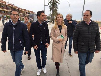 Álvarez de Toledo asegura que la Constitución es un obstáculo para el proyecto del PSOE