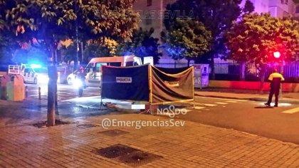 Policía Nacional investiga el fallecimiento de la mujer presuntamente atropellada en el barrio Los Príncipes de Sevilla