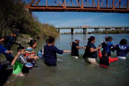 La masividad de migrantes que llegan a México enfrían su acogida